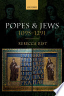 Popes and Jews  1095 1291