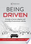 Being Driven Book PDF