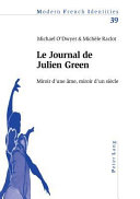Le journal de Julien Green