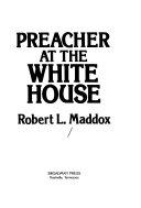 Preacher at the White House