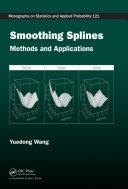 Smoothing Splines Pdf/ePub eBook