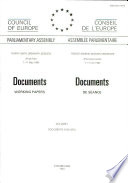 Documents Working Papers Vol.1