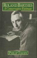 Roland Barthes Pdf/ePub eBook