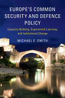 Europe s Common Security and Defence Policy