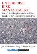 Pdf Enterprise Risk Management Telecharger