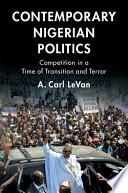 Contemporary Nigerian Politics