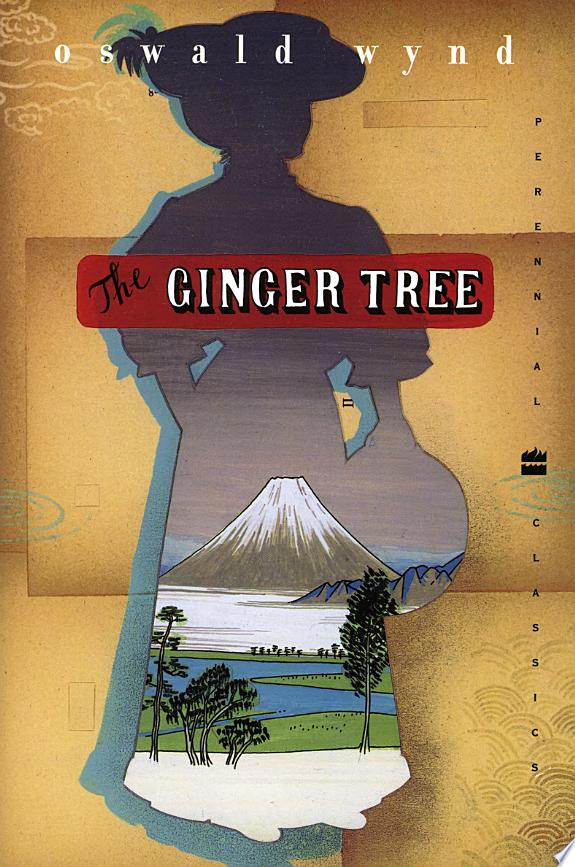 The Ginger Tree banner backdrop