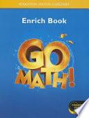 Go Math! Enrich Book Grade K