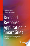 Demand Response Application in Smart Grids