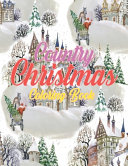 Country Christmas Coloring Book