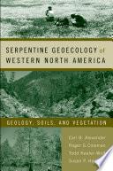 Serpentine Geoecology of Western North America Book