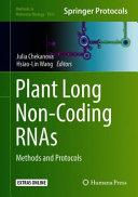 Plant Long Non coding RNAs