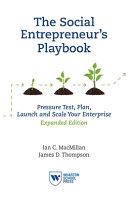 The Social Entrepreneur s Playbook