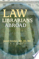 Law Librarians Abroad
