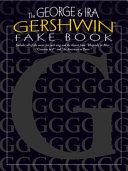 The George   Ira Gershwin Fake Book