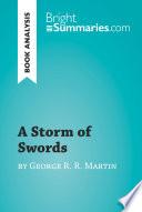 A Storm Of Swords Pdf/ePub eBook