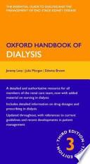 Oxford Handbook of Dialysis