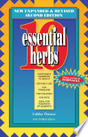 """10 Essential Herbs: Everyone's Handbook To Health"" by Lalitha Thomas"