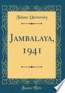 Jambalaya, 1941 (Classic Reprint)