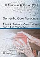 Dementia Care Research