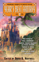 Pdf Year's Best Fantasy 2