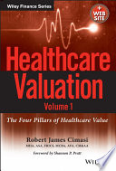 The Four Pillars of Healthcare Value Book