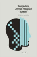 Biological and Artificial Intelligence Systems Book