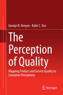 The Perception of Quality Book