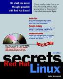 Red Hat Linux Secrets Book PDF