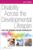 Disability Across the Developmental Life Span