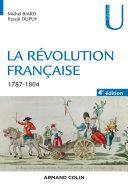 Pdf La Révolution française - 4e éd. Telecharger