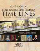 Rose Book of Bible   Christian History Time Lines
