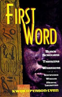 First Word Book PDF