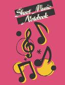 Blank Sheet Music Notebook Book PDF