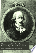The Amours of the Chevalier de Faublas