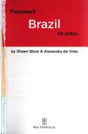 Frommer S Brazil Book PDF
