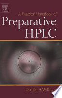 A Practical Handbook Of Preparative Hplc Book PDF