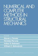 Numerical and Computer Methods in Structural Mechanics
