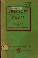 Directory of Camps in America