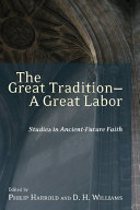 The Great Tradition—A Great Labor