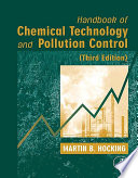 Handbook Of Chemical Technology And Pollution Control Book PDF