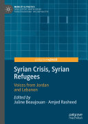 Syrian Crisis  Syrian Refugees