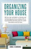 Organizing Your House