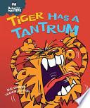 Tiger Has a Tantrum Book PDF