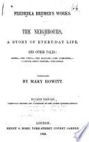The Neighbors Book PDF