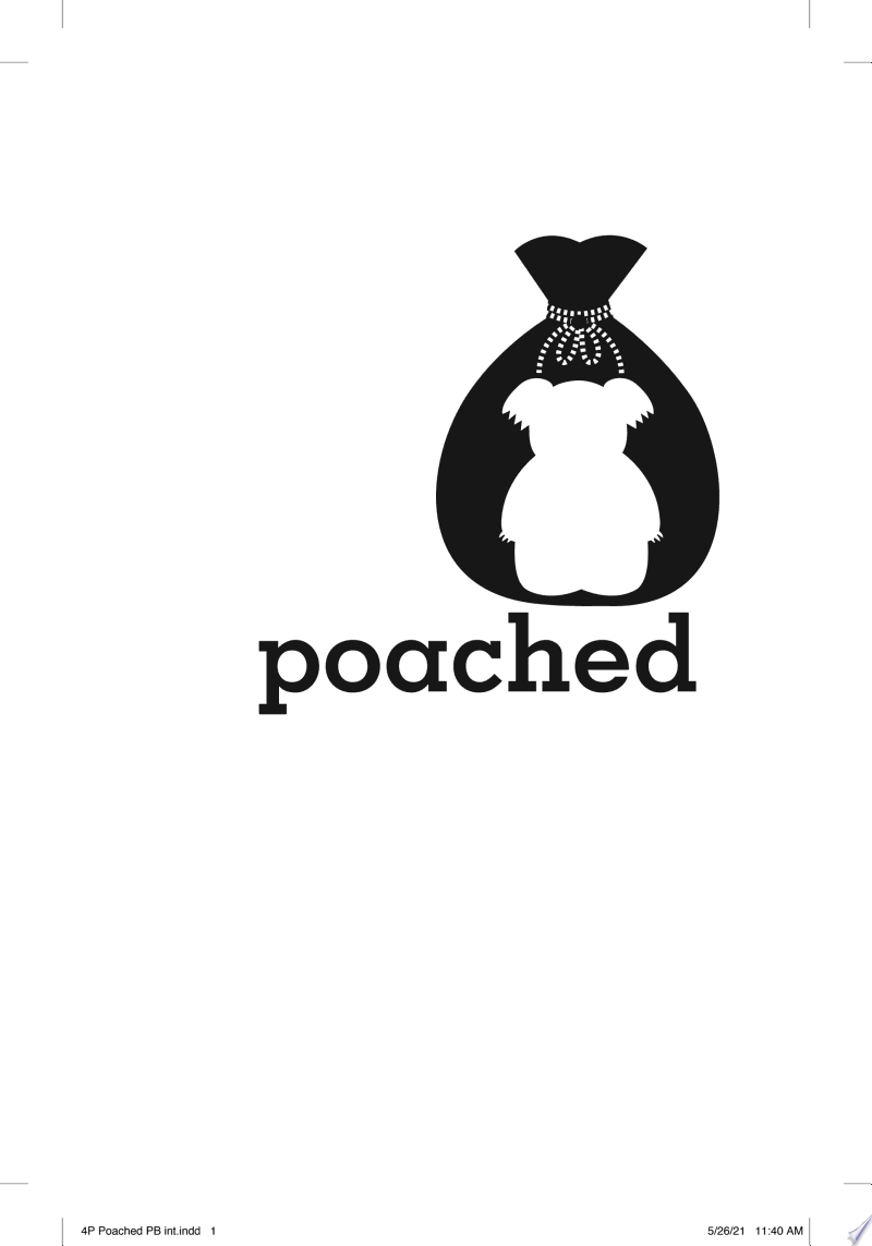 Poached banner backdrop