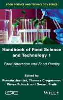 Handbook of Food Science and Technology 1