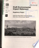 Plumas National Forest  N F    Sugarberry Project Book PDF