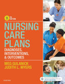 Nursing Care Plans - E-Book Pdf/ePub eBook