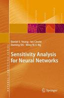Sensitivity Analysis for Neural Networks [Pdf/ePub] eBook